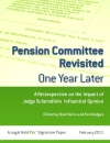 Pension Committee Revisited